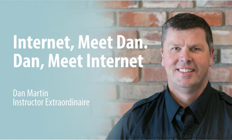 AIP Team member - Dan Martin