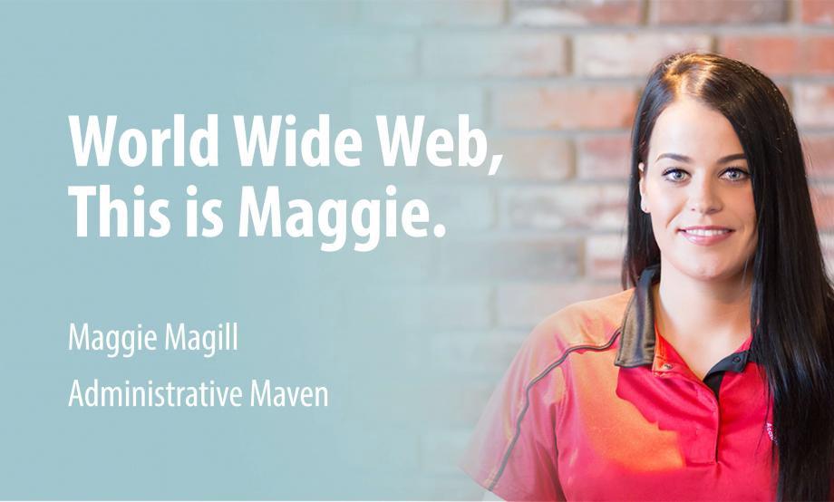Team Member - Maggie Magill