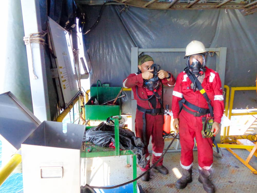 H2S alive course