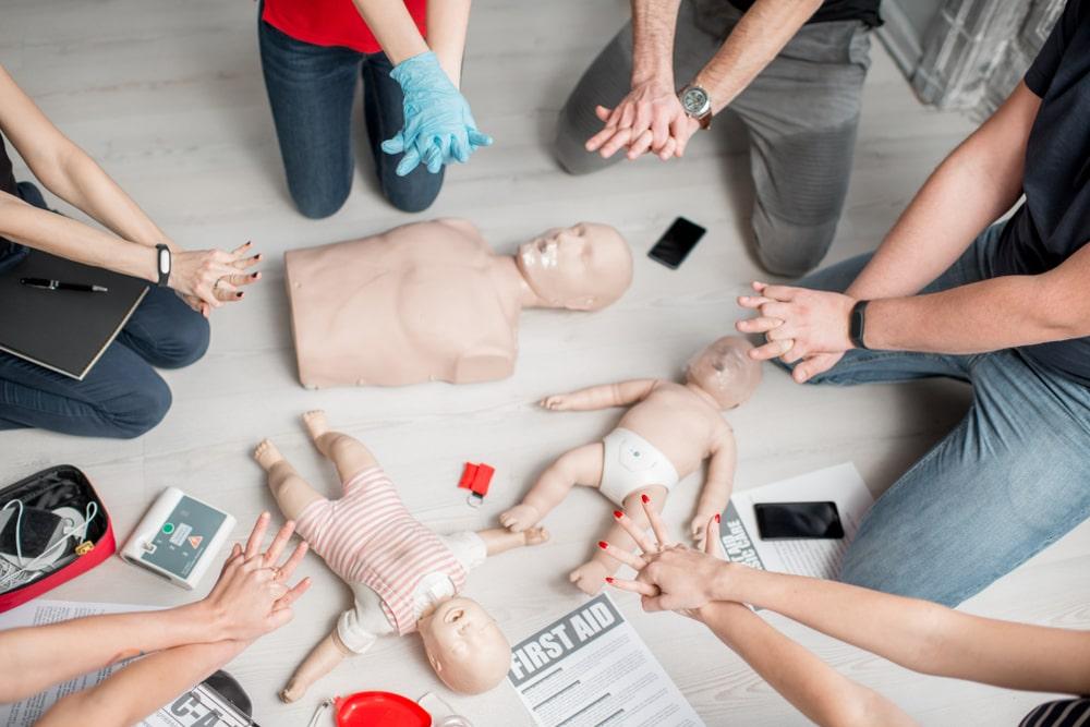 first aid level c training