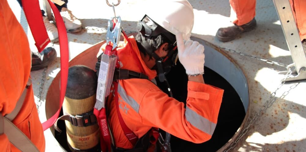 Confined spaces training Do you need it - AIP Safety Calgary